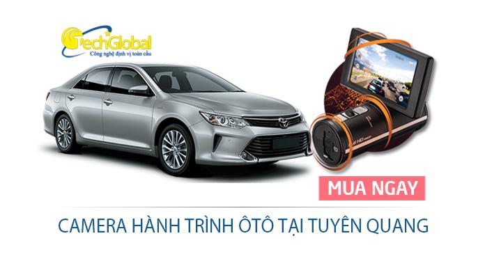 Lắp camera hành trình tại Tuyên Quang cho xe ô tô