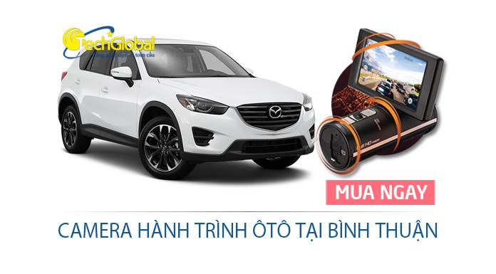 Lắp camera hành trình tại Bình Thuận chất lượng giá rẻ