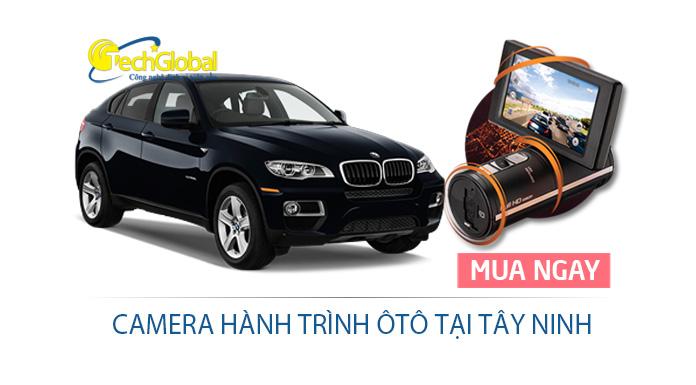 Gắn camera hành trình tại Tây Ninh giá rẻ cho xe ô tô