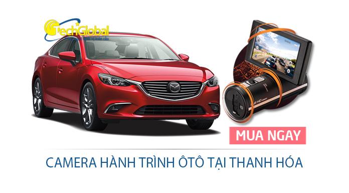 Lắp camera hành trình tại Thanh Hóa cho ô tô giá rẻ