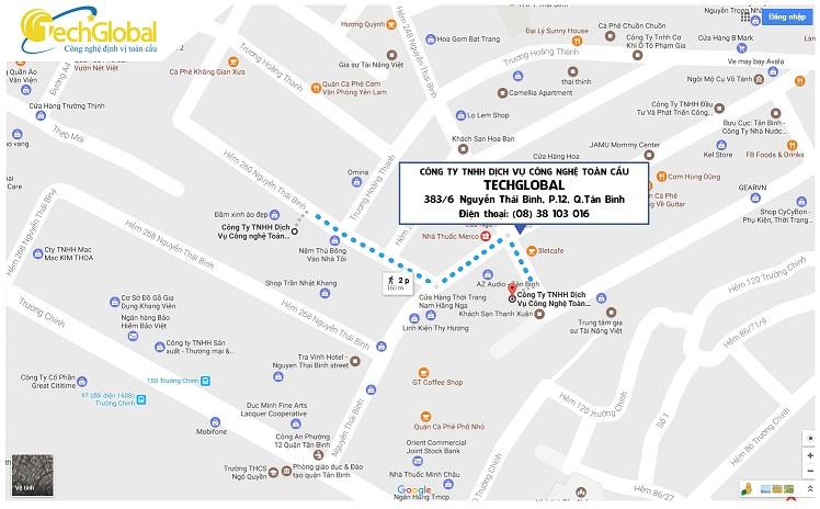 Thông báo thay đổi địa chỉ văn phòng giao dịch tại TP HCM