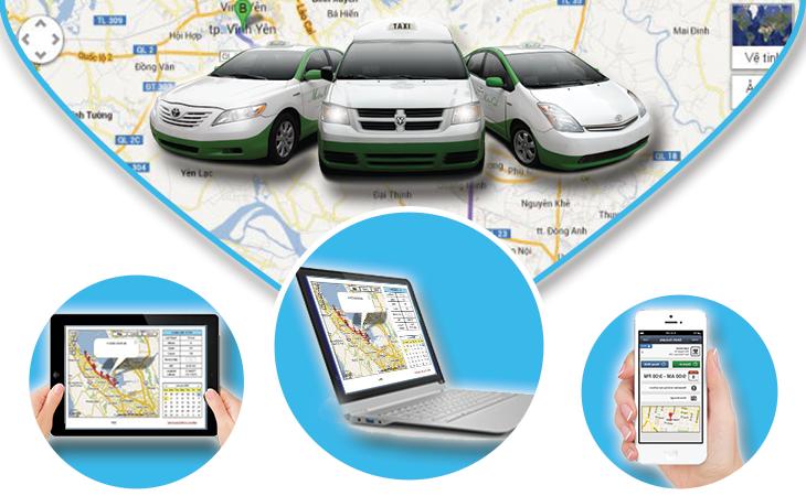 Quản lý giám sát hành trình xe ô tô trực tuyến ngay trên thiết bị thông minh