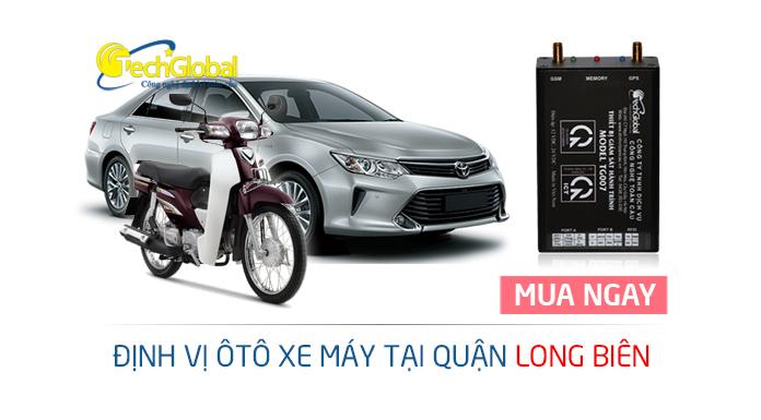 Lắp thiết bị định vị GPS tại quận Long Biên Hà Nội giá rẻ