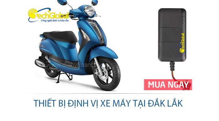 Lắp thiết bị định vị xe máy tại Đắk Lắk chất lượng tốt