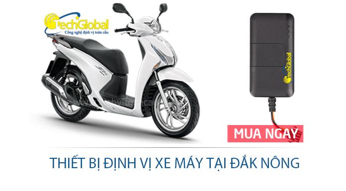 Ráp thiết bị định vị xe máy tại Đắk Nông giải pháp giám sát hành trình xe máy
