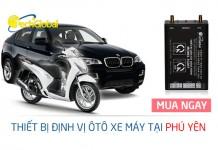 Lắp thiết bị định vị tại Phú Yên giá rẻ cho ô tô xe máy