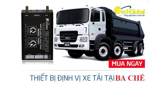 Lắp thiết bị định vị xe tải tại Ba Chẽ Quảng Ninh