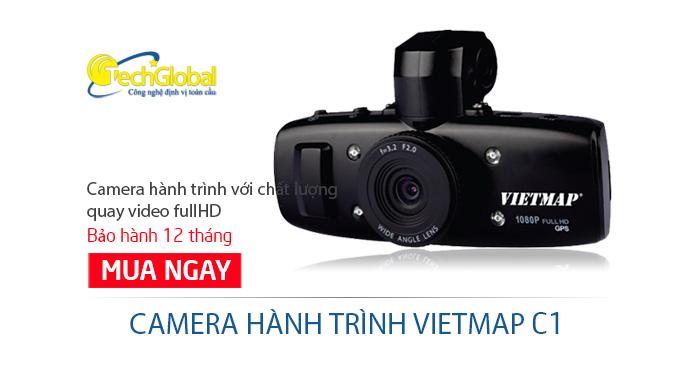 Camera Hành Trình Vietmap C1
