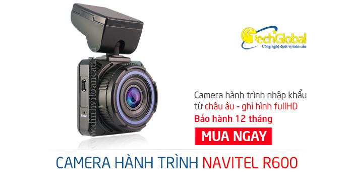 Camera hành trình Navitel R600 chính hãng giá rẻ