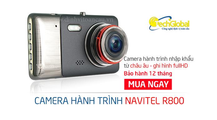 Camera hành trình Navitel R800 đẳng cấp từ Châu Âu