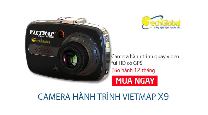 Camera hành trình ô tô X9