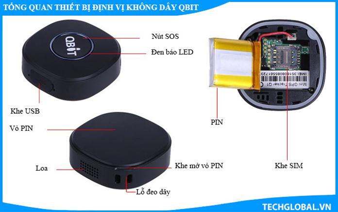Techglobal cung cấp thiết bị định vị siêu nhỏ giá rẻ chất lượng tốt nhất hiện nay