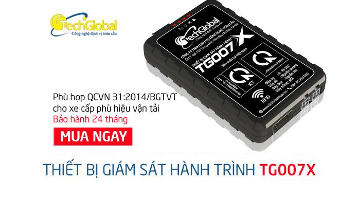 Hình ảnh thiết bị giám sát hành trình hợp chuẩn theo QCVN31:2014/BGTVT